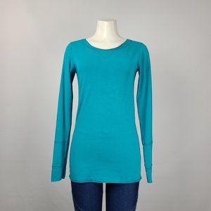 Lululemon Long Sleeve Top Blue Size S